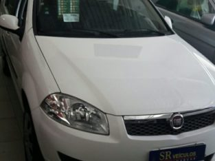 FIAT SIENA 2014/2015 1.0 MPI EL 8V FLEX 4P MANUAL