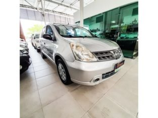 NISSAN LIVINA 2011/2012 1.6 16V FLEX 4P MANUAL