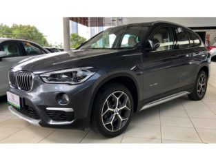 2017 BMW X1 2.0 TURBO GASOLINA SDRIVE20I X-LINE
