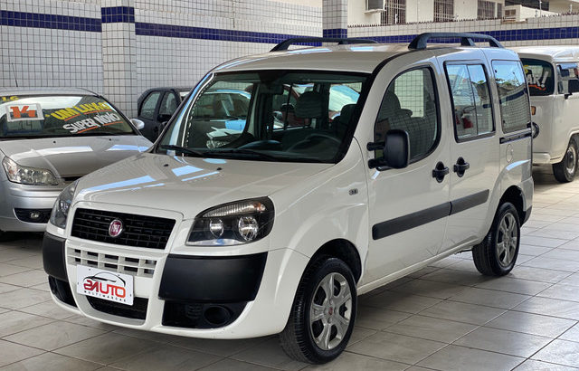 DOBLO ESSENCE 1.8 FLEX 16V 5P 2019