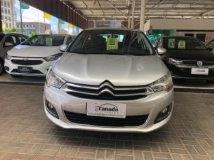 CITROEN C4 LOUNGE ORIGINE 2.0 FLEX 4P AUT.