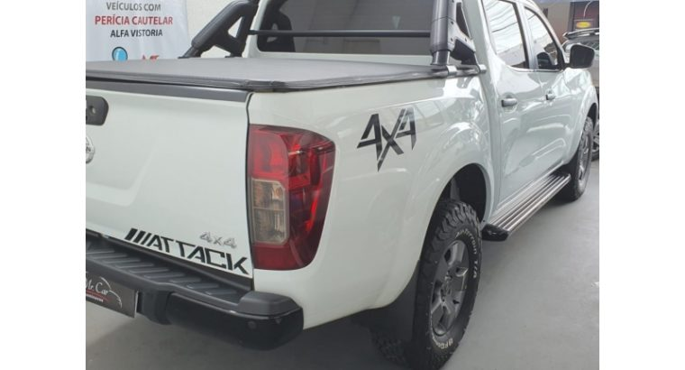 FRONTIER ATTACK 2.5 ATTACK 4X4 2019