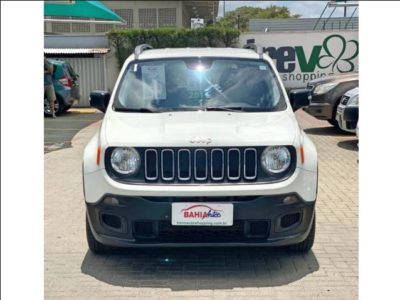 Jeep Renegade 1.8 (Flex) 2016